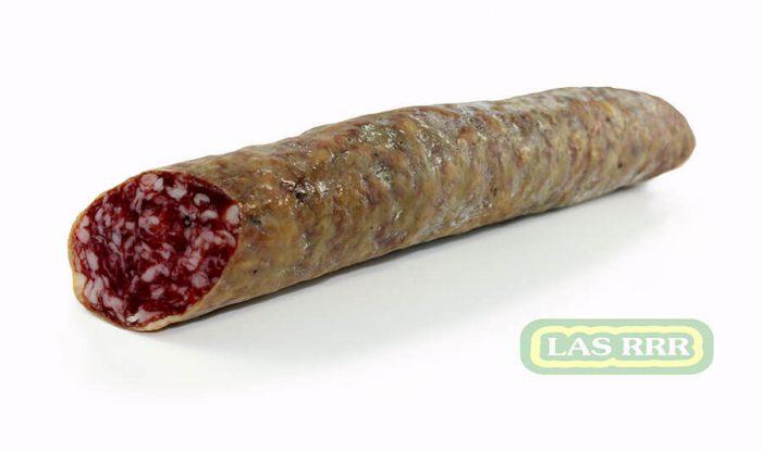 Carnicería Las RRR - Salchichón Ibérico de Cebo