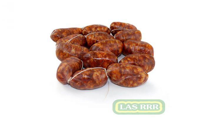 Chorizos Caseros Frescos de Pincho - Las RRR